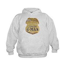 Junior G-Man Corps Hoodie