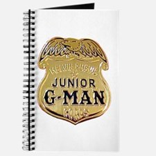 Junior G-Man Corps Journal