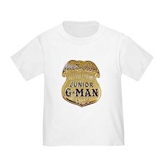 Junior G-Man Corps T