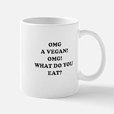 OMG a Vegan Mug