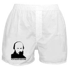 Dostoevsky Boxer Shorts