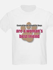Central Asian Shepherd Dogs woman's best friend Ki