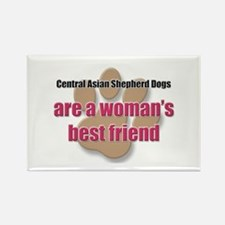 Central Asian Shepherd Dogs woman's best friend Re