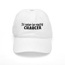 Chaucer Baseball Cap