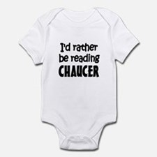 Chaucer Infant Bodysuit
