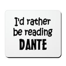 Dante Mousepad