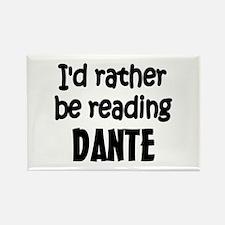 Dante Rectangle Magnet