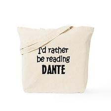 Dante Tote Bag