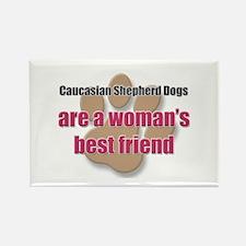 Caucasian Shepherd Dogs woman's best friend Rectan