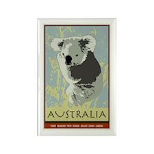 Australia I Rectangle Magnet