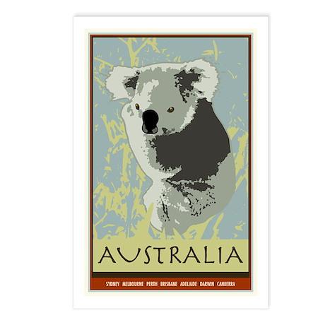 Australia I Postcards (Package of 8)