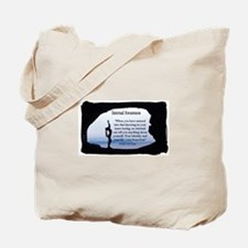 Internal Awareness Tote Bag
