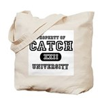 Catch XXII University Tote Bag
