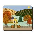 Pumpkin Hollow Mousepad