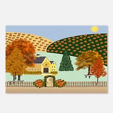 Pumpkin Hollow Postcards (Package of 8)