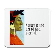 "Dante ""Nature"" Mousepad"