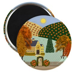 Pumpkin Hollow Magnets (10 pack)