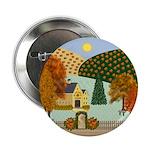 Pumpkin Hollow Buttons (10 pack)