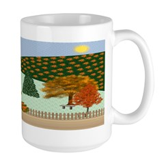 Pumpkin Hollow Mug