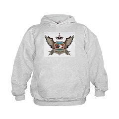 Swaziland Emblem Hoodie