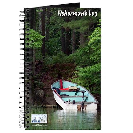 LTF Tech 'Fisherman's Log' Notebook