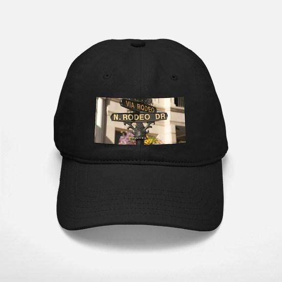 N. RODEO DRIVE Baseball Hat
