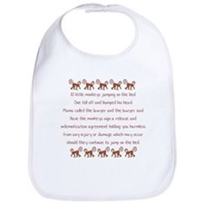 Cute Animal law Bib