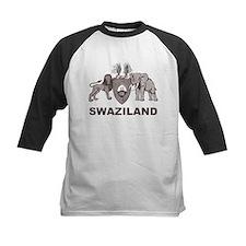 Retro Palm Tree Swaziland Tee