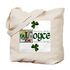 Joyce Celtic Dragon Tote Bag