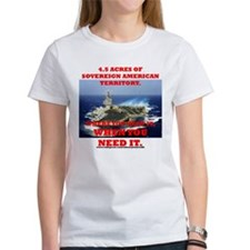 Aircraft Carrier Tee