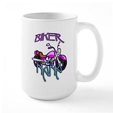 Biker Nana Mug