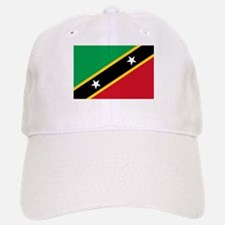 Saint Kitts and Nevis Baseball Baseball Cap