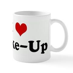 I Love Make-Up Mug
