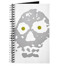 Spooky skull Journal