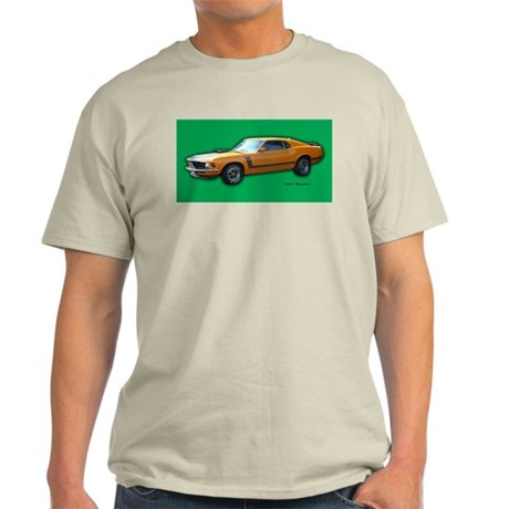 Boss 302 Mustang Vintage Stre Light T-Shirt