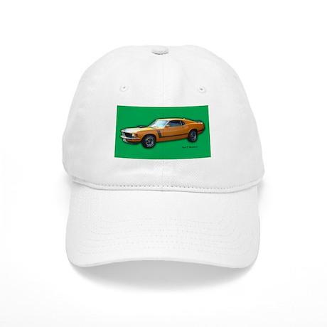 Boss 302 Mustang Vintage Stre Cap