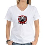 Cullen Family Crest Women's V-Neck T-Shirt
