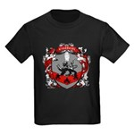 Cullen Family Crest Kids Dark T-Shirt