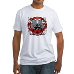 Cullen Family Crest Fitted T-Shirt