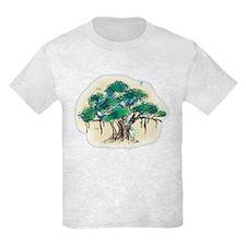 banyan tree final copy T-Shirt