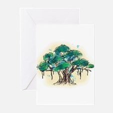 Cute Trees t Greeting Cards (Pk of 10)