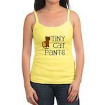 Tiny Cat Pants Jr. Spaghetti Tank