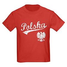 Polska Baseball Style T