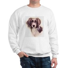 Small Munsterlander Portrait Sweatshirt