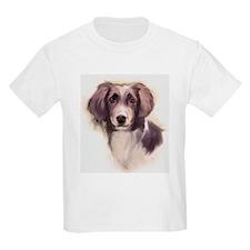 Small Munsterlander Portrait T-Shirt