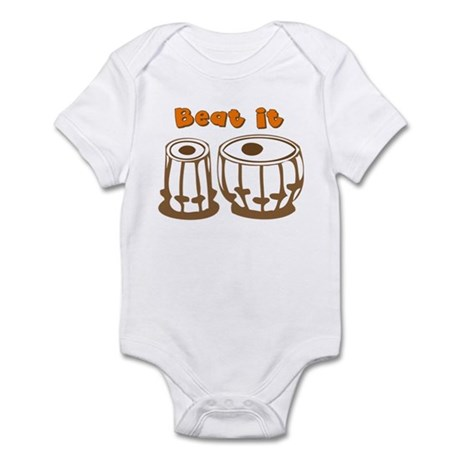 Tabla Beat It Infant Bodysuit