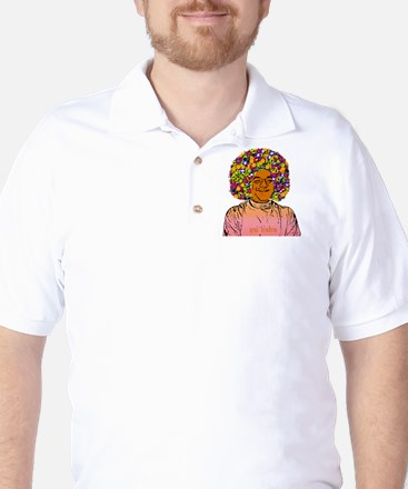 Sai Baba Golf Shirt