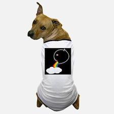 Cute Hawaiian cat Dog T-Shirt