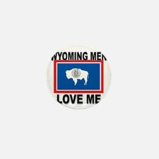 Wyoming Love Me Mini Button (10 pack)