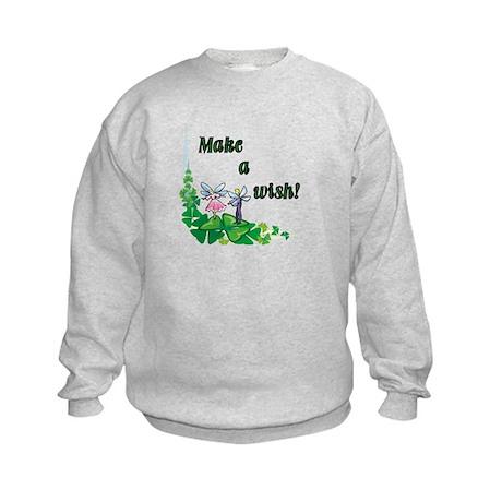Make a Wish - Pixies Kids Sweatshirt
